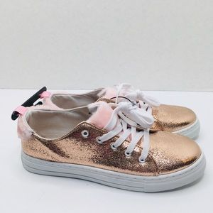 Revo Rose Gold Sneakers Size 7/8 M